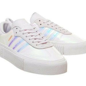 adidas Sambarose Out Loud Orchid Iridescent 8